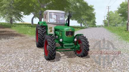 Deutz D80 v1.1 by Dani86 для Farming Simulator 2017