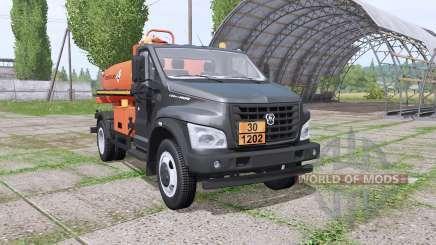 ГАЗ ГАЗон Next (C41R13) 2014 v1.2 для Farming Simulator 2017