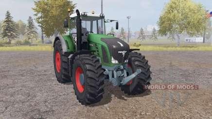 Fendt 936 Vario v5.8 для Farming Simulator 2013