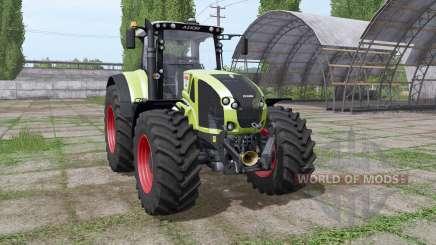 CLAAS Axion 960 v1.2 для Farming Simulator 2017