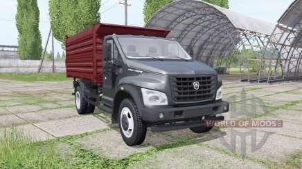 ГАЗ C41R13 ГАЗон Next 2014 v1.1 для Farming Simulator 2017
