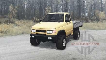 УАЗ 2360 для MudRunner