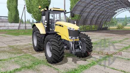 Challenger МТ595В для Farming Simulator 2017