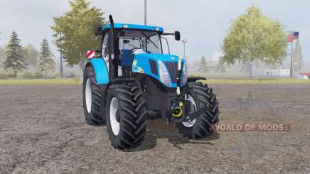 New Holland T7040 для Farming Simulator 2013