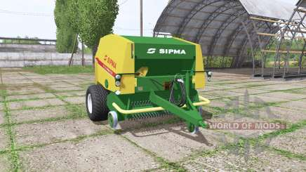 SIPMA PS 1221 Farma Plus для Farming Simulator 2017