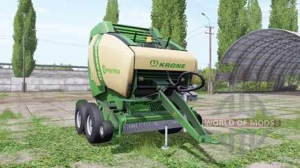 Krone Comprima V180 XC для Farming Simulator 2017