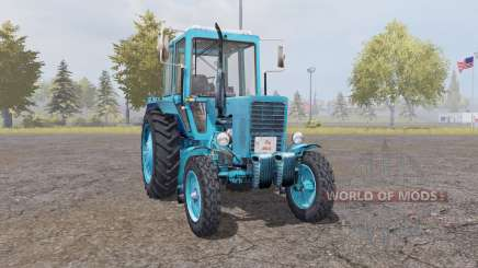МТЗ-80 Беларус синий для Farming Simulator 2013