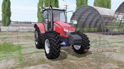 Massey Ferguson 5712 Dyna-VT для Farming Simulator 2017
