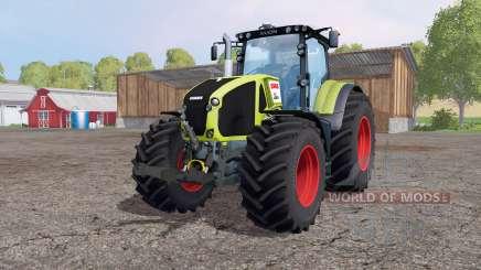 CLAAS Axion 950 4x4 для Farming Simulator 2015