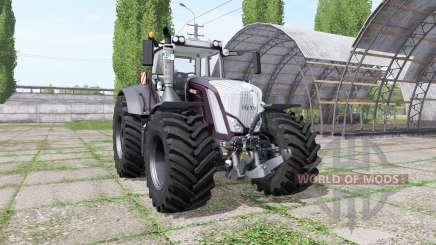 Fendt 933 Vario Profi Plus для Farming Simulator 2017