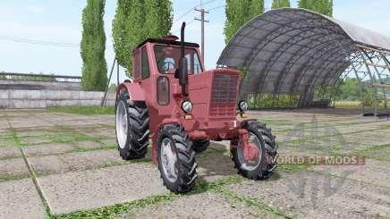 МТЗ 50 красный для Farming Simulator 2017