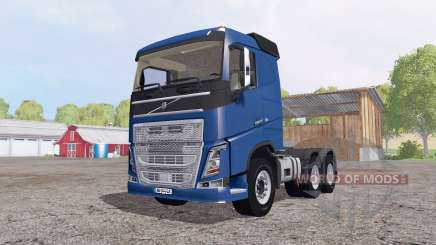 Volvo FH 540 2012 для Farming Simulator 2015