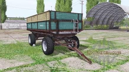 Mengele DR 57 для Farming Simulator 2017