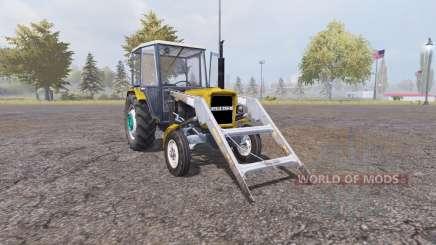 URSUS C-330 front loader для Farming Simulator 2013