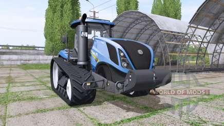 New Holland T7.315 TerraTrac v1.2 для Farming Simulator 2017