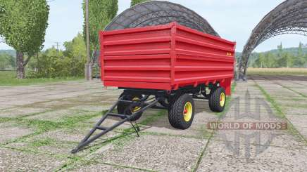 Zmaj 489 v1.2 для Farming Simulator 2017