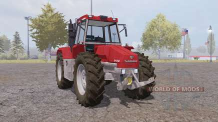Schluter Euro Trac 2000 LS для Farming Simulator 2013
