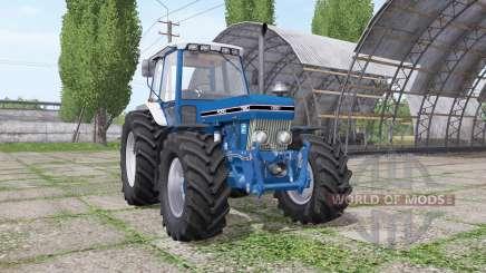 Ford 7810 blue для Farming Simulator 2017