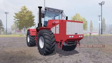 Кировец К 744 для Farming Simulator 2013