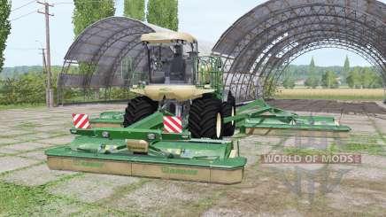 Krone BiG M 500 v2.4.1 для Farming Simulator 2017