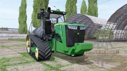 John Deere 9510RT v1.4 для Farming Simulator 2017