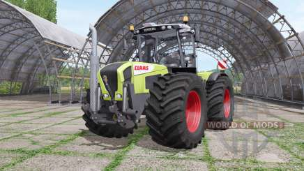 CLAAS Xerion 3800 v2.0.2.2 для Farming Simulator 2017