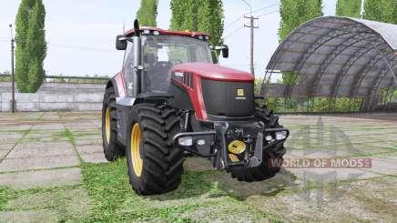 JCB Fastrac 8310 v1.2 для Farming Simulator 2017