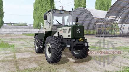 Mercedes-Benz Trac 1100 Intercooler v1.1.0.1 для Farming Simulator 2017