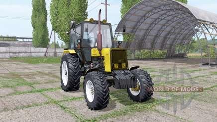 МТЗ 1025 Беларус v4.0 для Farming Simulator 2017