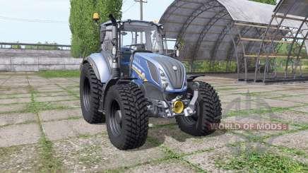 New Holland T5.140 для Farming Simulator 2017