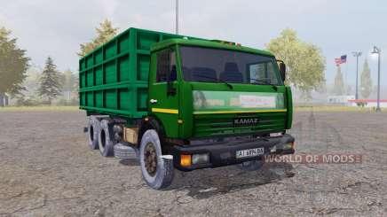 КАМАЗ 45143 для Farming Simulator 2013