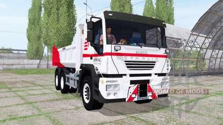 Iveco Stralis dump truck для Farming Simulator 2017
