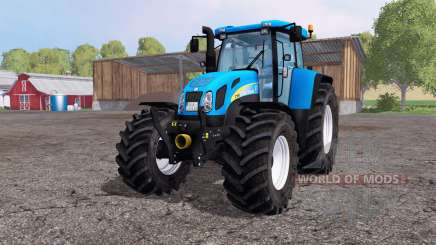 New Holland T7550 для Farming Simulator 2015