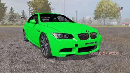 BMW M3 coupe (E92) 2007 для Farming Simulator 2013