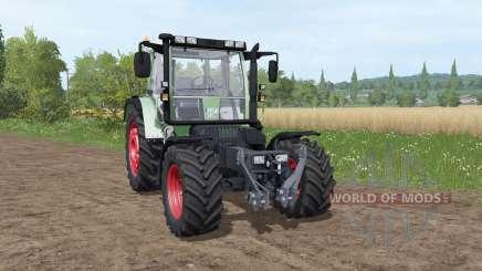 Fendt 380 GTA Turbo v4.6 by Landmensch для Farming Simulator 2017