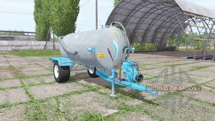 Pomot Chojna T507-6 для Farming Simulator 2017