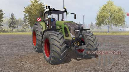 Fendt 936 Vario by Acert для Farming Simulator 2013