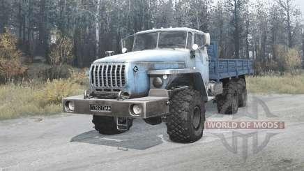 Урал-4320-30 для MudRunner
