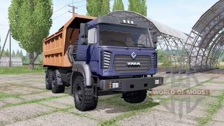 Урал 5557-82 Урал-М для Farming Simulator 2017