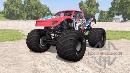 CRD Monster Truck v1.14 для BeamNG Drive