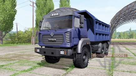 Урал 5557-82 Урал-М v1.1 для Farming Simulator 2017