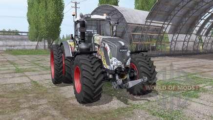 Fendt 924 Vario Sticker Bomb для Farming Simulator 2017