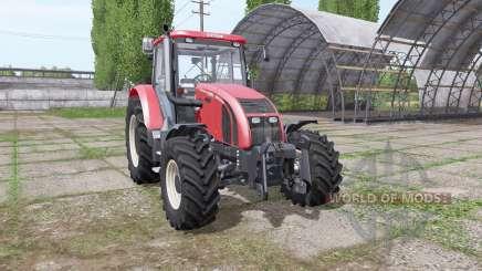Zetor Forterra 11741 v1.5.3 для Farming Simulator 2017