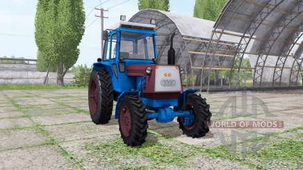 ЛТЗ 55 для Farming Simulator 2017