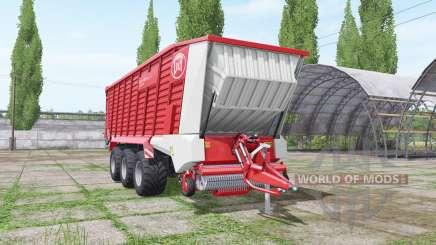 Lely Tigo XR 100 D для Farming Simulator 2017