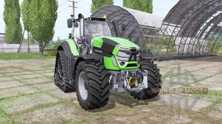 Deutz-Fahr Agrotron 9340 TTV RowTrac v1.2 для Farming Simulator 2017