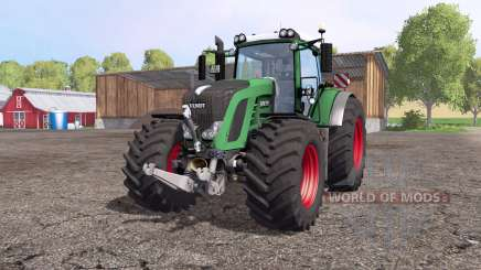 Fendt 939 Vario green для Farming Simulator 2015