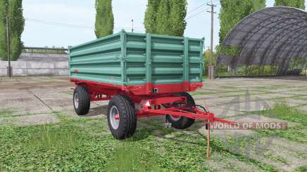 Reisch RD 80 для Farming Simulator 2017
