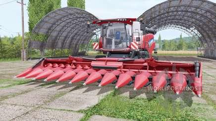 New Holland CR10.90 red для Farming Simulator 2017