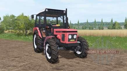Zetor 6245 для Farming Simulator 2017
